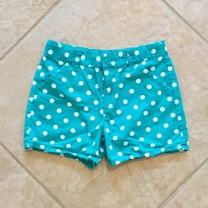 Gymboree Polka Dot Shorts sz 7
